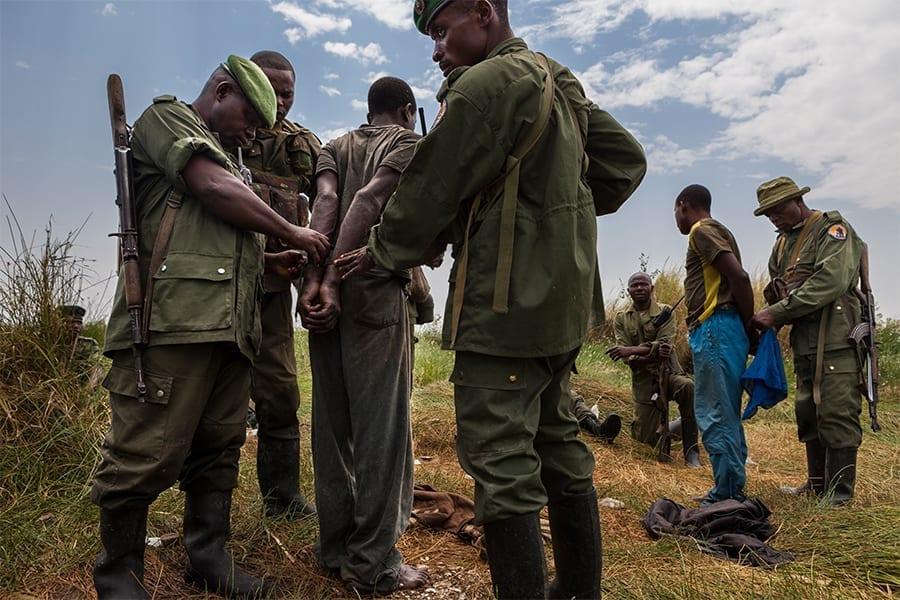 Poachers Brent Stirton